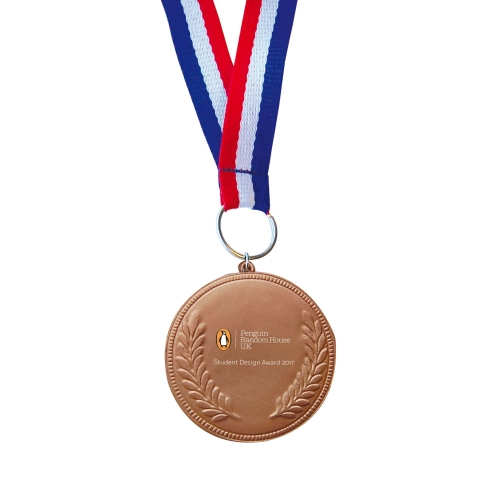 Stress medaille brons